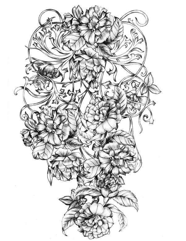 tangled_flowers